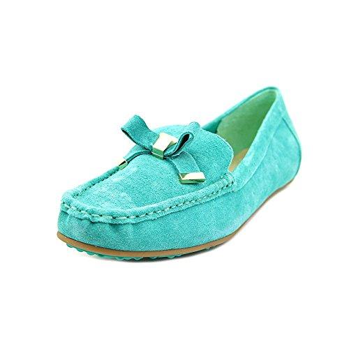isaac-mizrahi-alia-femmes-us-11-turquoise-mocassin
