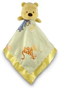 Kids Preferred Pooh Blanky, Winnie The Pooh