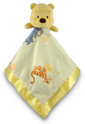 41E4sH4z6ZL Kids Preferred Pooh Blanky, Winnie The Pooh