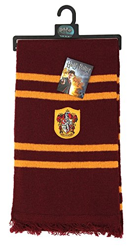 elope Harry Potter Gryffindor House Scarf(Discontinued by manufacturer)