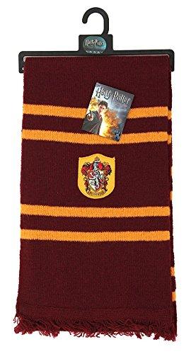 Echarpe Harry Potter Gryffondor - Pourpre et Or