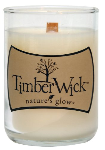 Timberwick Organic Cotton Soy Mini Candle