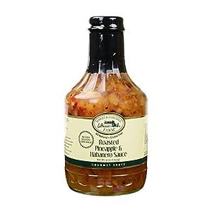 Roasted Pineapple & Habanero Sauce - 37 Oz. Net Wt.