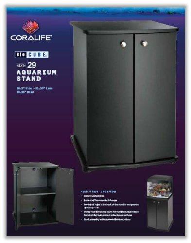 Coralife 29 Gallon Biocube Aquarium Stand
