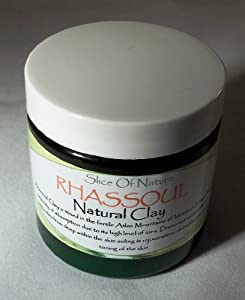 Slice of Nature Rhassoul Natural Clay 4.5 oz