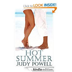 <strong>Like a little romance? Or a lot? Use these magical Kindle book search tools to find thousands of great bargains in the Romance category, sponsored by our brand new Romance of the Week, Judy Powell's <em>HOT SUMMER -</em> 18 Rave Reviews on Amazon<strong> and Now Just 99 Cents <strong>or FREE via Kindle Lending Library!</strong></strong></strong>