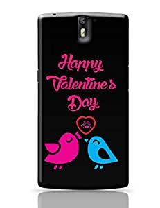PosterGuy OnePlus One Cover Love Birds With Love
