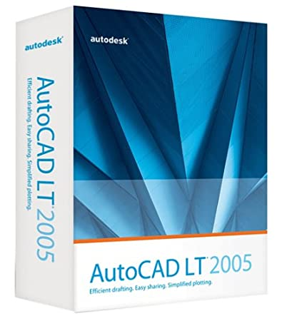 AutoCAD LT 2005 [Old Version]
