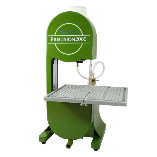 New Studio Pro Precision 2000 Wet/Dry Bandsaw with Diamond and Wood Blades