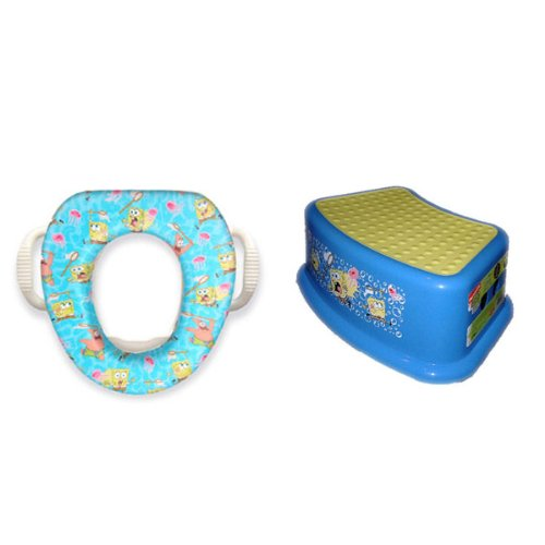 SpongeBob - Potty Training Kit # 1