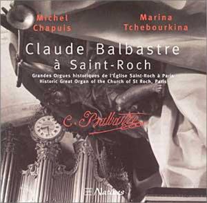 Claude Balbastre (1724-1799) 41E53AGFCHL