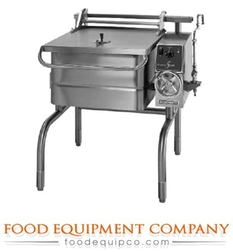 Blodgett 30E-BLT Braising Pan Electric 30-gallon capacity manual crank tilt 11.5