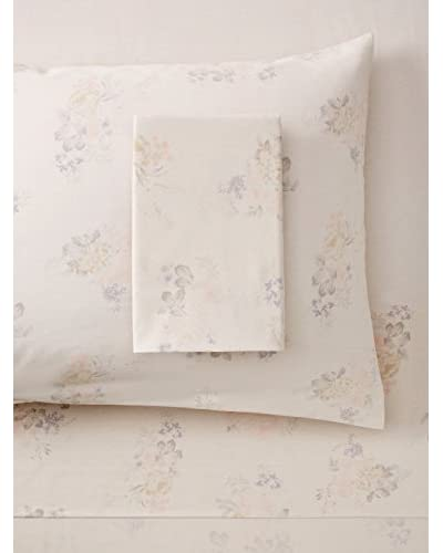 Belle Epoque Floral Percale Sheet Set