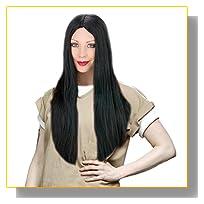 Costume Adventure Women's Black Alex Vause Style Prisoner Costume Wig