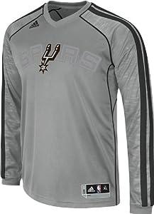NBA San Antonio Spurs On-Court Shooting Jersey by adidas