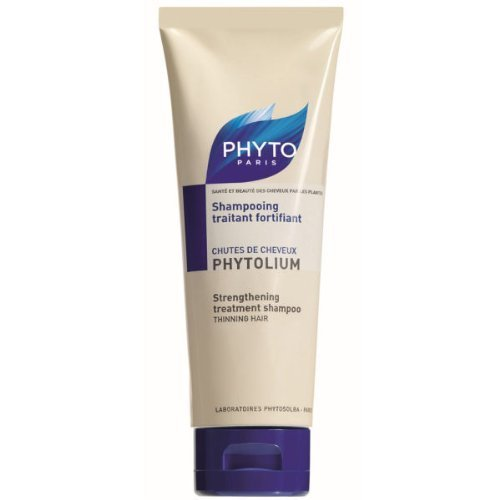 Phyto Phytolium Strengthening Treatment Shampoo For Thinning Hair (125ml) by Phyto