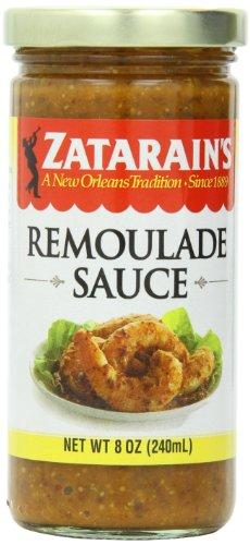 ZATARAIN'S Sauce, Remoulade, 8-Ounce (Pack of 12)