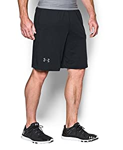 Under Armour Men's Raid Shorts, Black (001), Medium