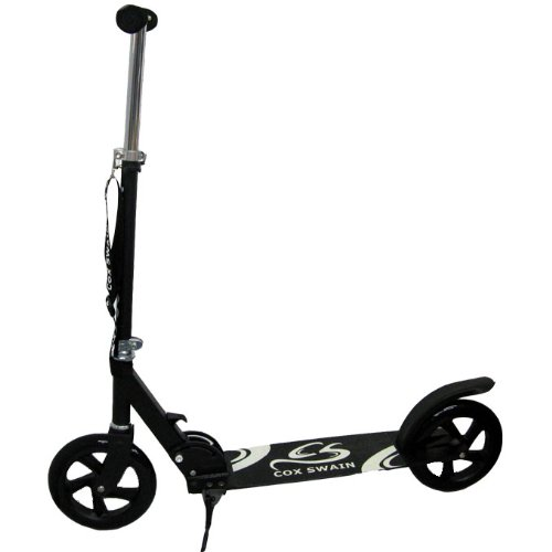 Cox Swain Scooter Super Size - 200mm Black Edition