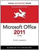 Microsoft Office 2011 for Mac: Visual QuickStart Guide