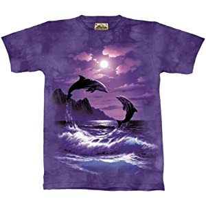 Dolphin Moon T-Shirt