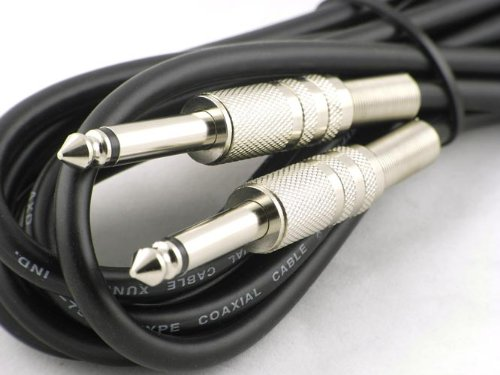 Tone Deaf Music Jack to jack guitar cable, lead