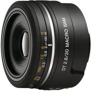 sony alpha nex 35mm f1.8 lens