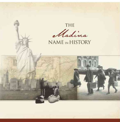 The Madina Name in History