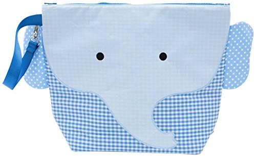 Nikiani Forever Young Collection Wet Bag & Backpack - Charlie Blue Elephant - 1