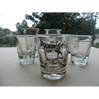 Lot of Tequila Shot Glasses