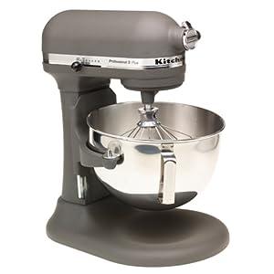 Kitchenaid Mixer Grey Kitchenaid Professional 5 Plus Series Bowl Lift Stand