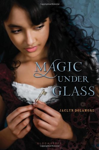 Cover of Magic Under Glass