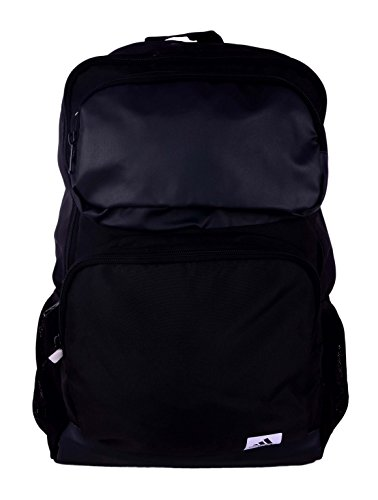adidas ST BP-2 Polyester Backpack, Men's (Black)