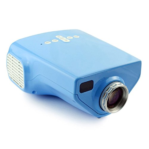Sannysis(Tm) Best Led Projector Home Cinema Video Support Av Tv Vga Usb Hdmi Tf Card