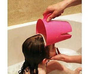 Clevamama 7402 - Cubo para lavar el pelo por Clevamama