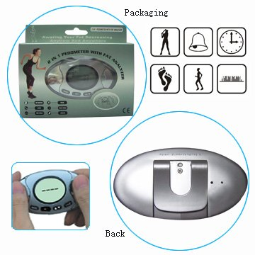 Cheap 2-in-1 Pedometer w/Fat Analyzer A3003 (B004TI2CNC)