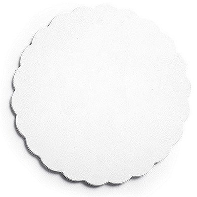 Wedding-Star-41088-08-Personalized-Paper-Coasters-Scalloped44-White