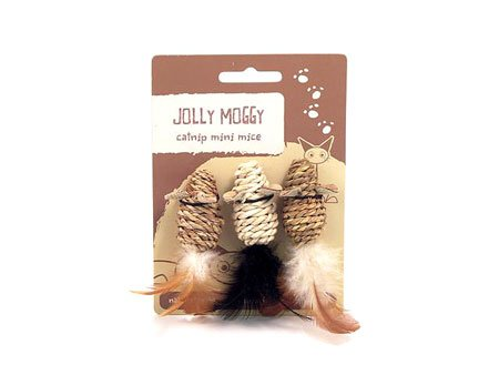 Jolly Moggy Mini Mice