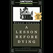 A Lesson Before Dying | [Ernest J. Gaines]