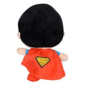 """9"""" Little Mates Cosy Plush Cuddly Toy Comic Heroes Soft Kids Dc Super Hero New"""