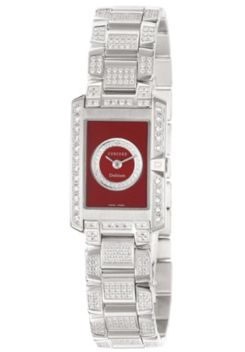 Concord Delirium Women's Quartz Watch 0311761
