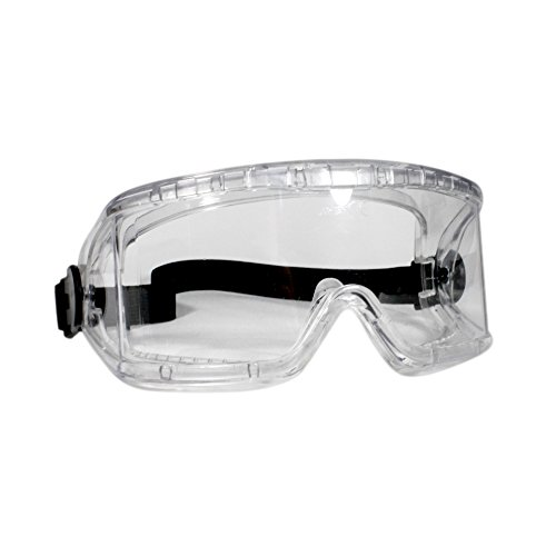 Why Choose AMSTON Safety Goggles, Fog-Resistant. Personal Protective Equipment / PPE for Constructio...