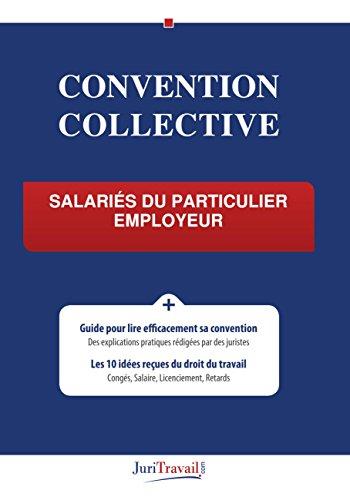 Convention Collective - Salariés du particulier employeur