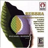 Edmund Rubbra: Gesamtwerk für Kavier solo