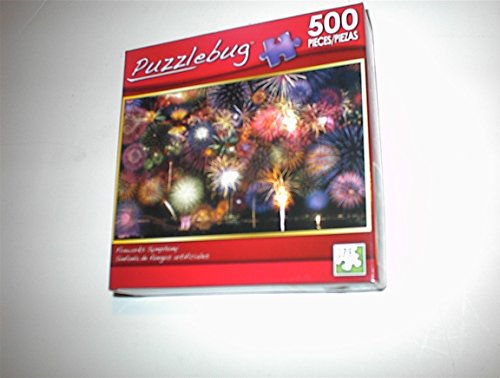 Puzzlebug 500 Piece Puzzle - Fireworks Symphony - 1