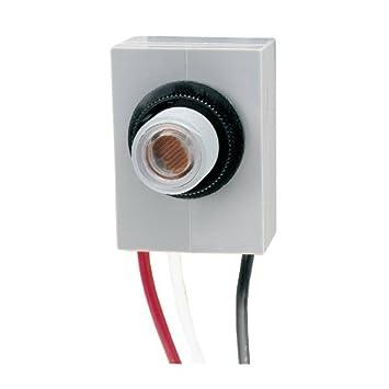 lamp post light sensor. Black Bedroom Furniture Sets. Home Design Ideas