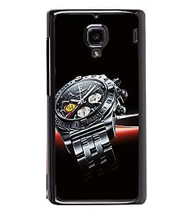 printtech Cool Watch Back Case Cover for Xiaomi Redmi 1S , Xiaomi Redmi (1st Gen)