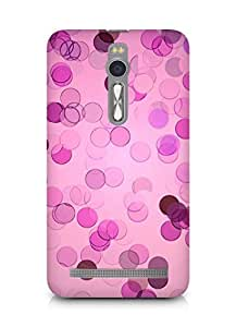 Amez designer printed 3d premium high quality back case cover for Asus Zenfone 2 (Pattern color abstract)
