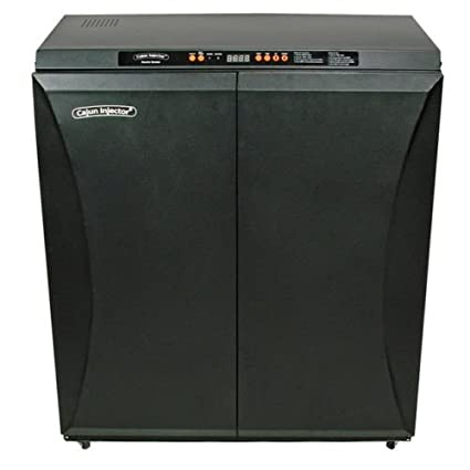 Cajun Injector Extra Large Double-door Electric Smoker