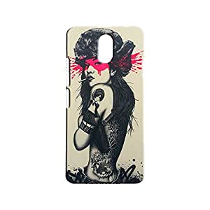 G-STAR Designer Printed Back case cover for Lenovo P1M - G2272